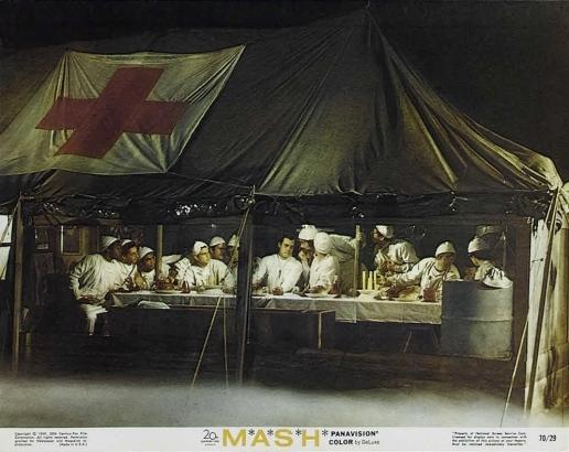 Mash Last Supper