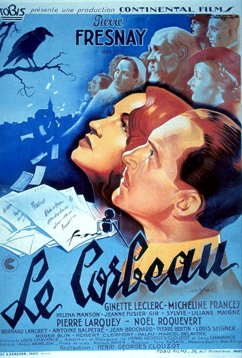 Le_corbeau_release_poster