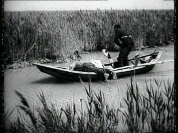 body in boat