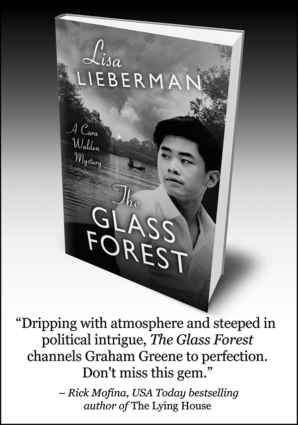 The Glass Forest is Out Today